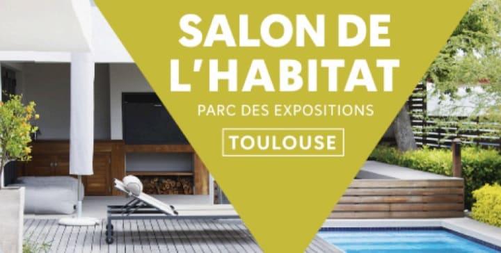 Le salon de l 39 habitat de toulouse en octobre for Salon habitat toulouse