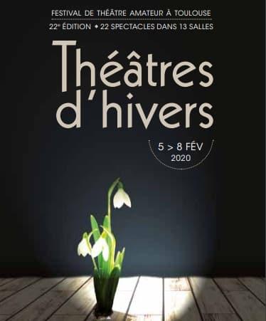 Une dizaine de salles de spectacles toulousaines accueillent le théâtre amateur sur leurs planches pour le festival Théâtres d'Hivers, du 5 au 8 février. Au programme 22 spectacles dans 13 salles toulousaines.