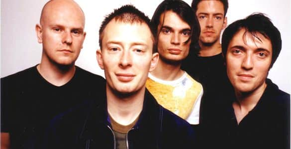 Radiohead propose chaque semaine un concert en streaming gratuit — Confinement