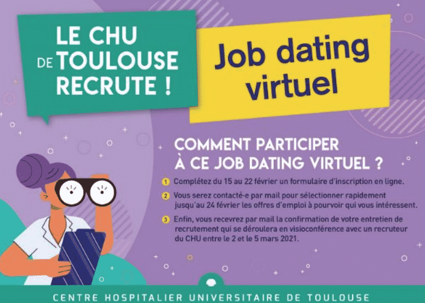 job dating toulouse