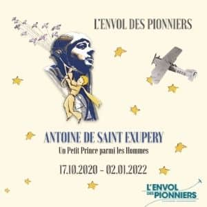 Saint Exupery – Envol