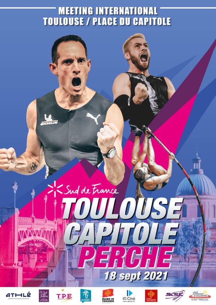 Media.  Toulouse Capitole Perche broadcast on France 3 Occitanie